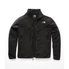 TNF Glacier Alpine FZ Jacket Black Mens