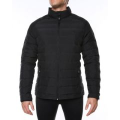 VIGI Aptitude Down Jacket Black Black Mens