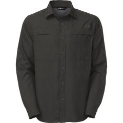 TNF Traverse Shirt L/S Asph Grey Mens