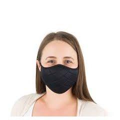 Sea Barrier Face Mask Black Regular