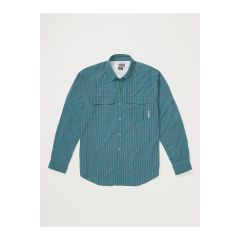EXOF Bugs Away Halo Check L/S Ponderosa Mens
