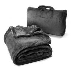 Cabeau Fold n Go Blanket Charcoal