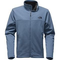 TNF Canyonwall Jkt Shady Blue Heath Mens