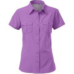 TNF SS Taggart Woven Shirt Mag Magento Womens