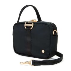 Pacsafe CX Square Crossbody Black