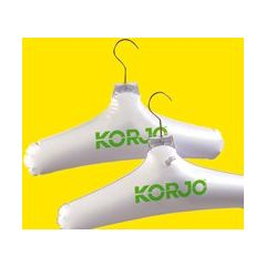KORJO Inflatable Coat Hanger Duo