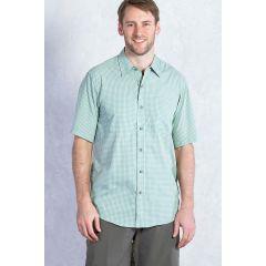 EXOF Corsico Check S/S Shirt Mens Hops