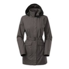 TNF Elsey Parka Womens Black