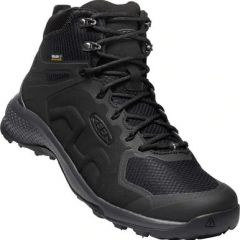 KEEN Explore Mid Black Magnet Mens