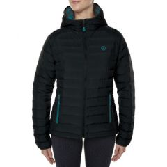 Vigi Fastrack Down Jacket Black Womens