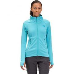 TNF TKA Glacier Fzip Jacket Maui Blue Womens