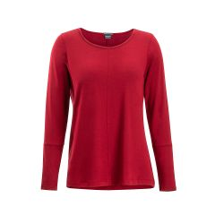 EXOF Galiano L/S Bolero Red Womens