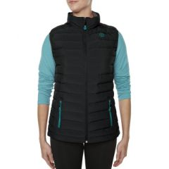 VIGI Gearshift Down Vest Black Womens