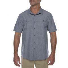 Vigi Hypergrade SS Shirt Mood Indigo Mens