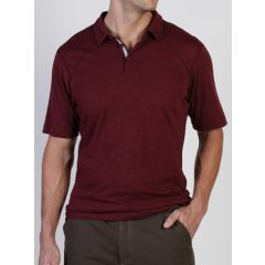 EXOF Java Tech Polo S/S Mens