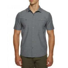 Vigi Journey Man SS Shirt Flint