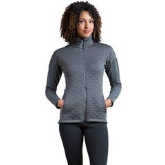EXOF Kelowna Full Zip Jacket Black Womens
