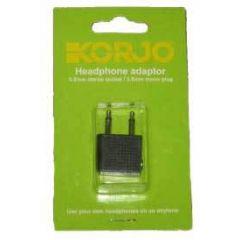 KORJO Headphone Adaptor for plane