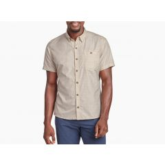 Kuhl Krossfire Shirt s/s Light Khaki MM