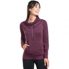 Kuhl Lea Pullover Mulberry Womens