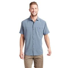 Kuhl Optimizr Shirt s/s Blue Gravel Mens