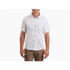 Kuhl Repose Shirt Sea Salt s/s Mens