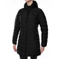 Vigi Lavangtan Down Jacket Black Womens