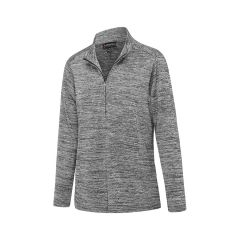 Birdee Layer Up L/S Charcoal Womens