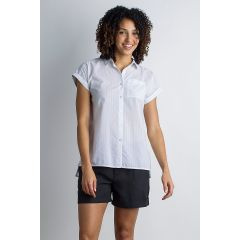 EXOF Lencia s/s Shirt Womens White