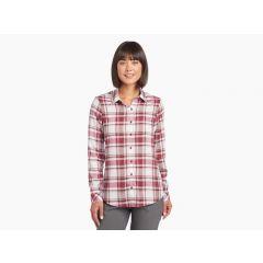 Kuhl Lexi Shirt L/S Sangria Womens