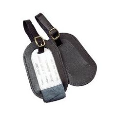 KORJ Leather Luggage TAGS