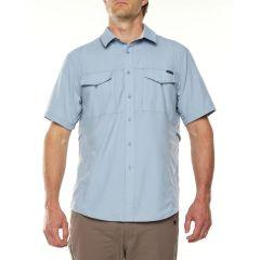 Vigilante Lupton II s/s Shirt Moondust Mens