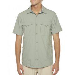 Vigi Lupton SS Shirt Seagrass