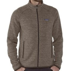 Patagonia Better Sweater JKT Khaki mens