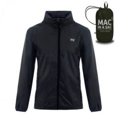 Mac in a Sac Jacket Black XXXL