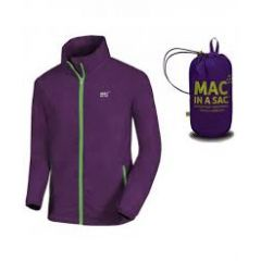 Mac in a Sac Jacket S Grape