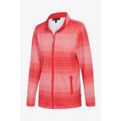 Birdee Magic Travel Jacket Red Womens
