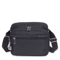 Hedgren Metro Shoulder Bag Black