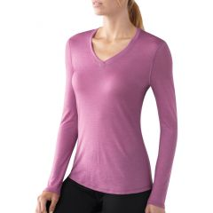SMAR Microweight V-Neck LS W