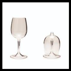 GSI Lexan Nesting Wine Glass set of 2