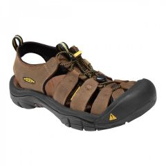 KEEN Newport Leather Sandal M Bison