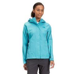TNF Venture 2 Jacket Maui Blue Womens