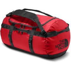 TNF Base Camp Duffel TNF Red/Black M