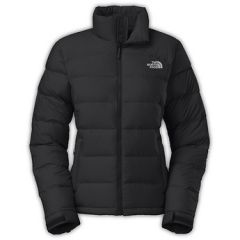TNF Nuptse 2 Jacket Black Womens