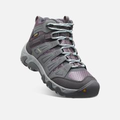 KEEN Oakridge Mid Gray Shark Womens