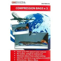 OSA Compression Bag x 3