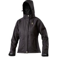 VIGI Panic Softshell Jacket Dark Womens