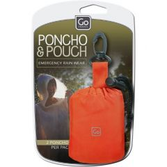 Go Poncho and Pouch 818