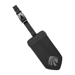 Eagle Creek Reflective Luggage Tag Black