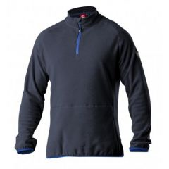 Vigi Regulator 1/4 Zip Fleece India Ink Mens